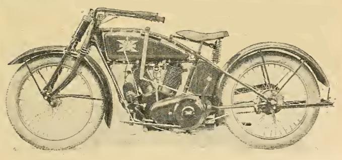 1920 AMERICAN X