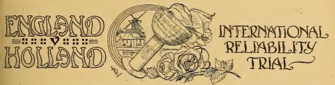 1920 ANGLO-DUTCH AW