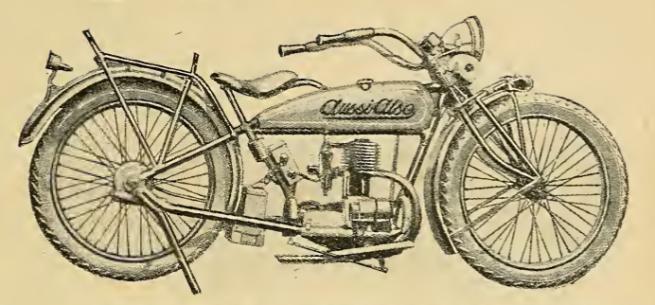 1920 AUSSIE-ALSO
