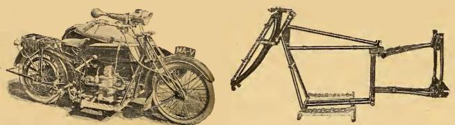 1920 AYRES-LAYLAND