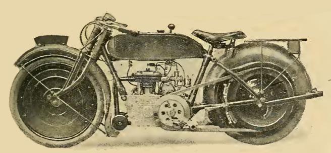 1920 BLERIOT TWIN