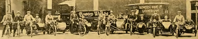 1920 BOWDEN TESTERS
