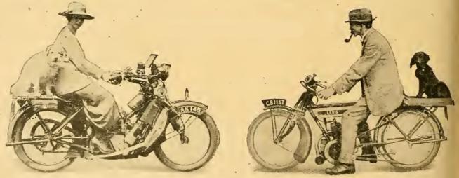 1920 DOG RIDERS