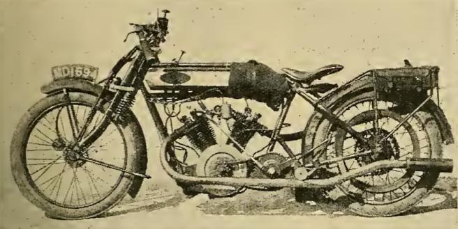 1920 DUZMO TWIN