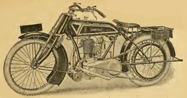 1920 EXCELSIOR SINGLE