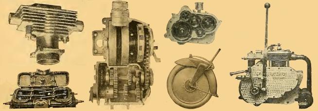 1920 FRENCH ENGINES