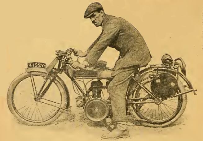 1920 FRENCH GP BARTLETT