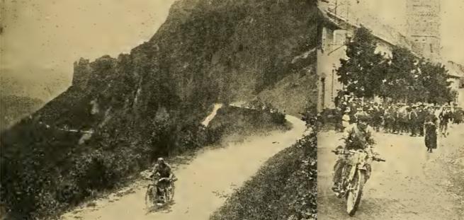 1920 ISDT ANDRE BERNARD