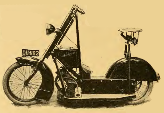 1920 KENILWORTH + SEAT