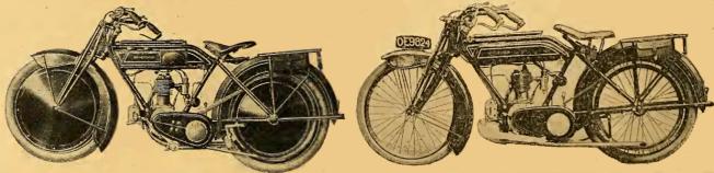 1920 MASSEY SPORTS TOUR