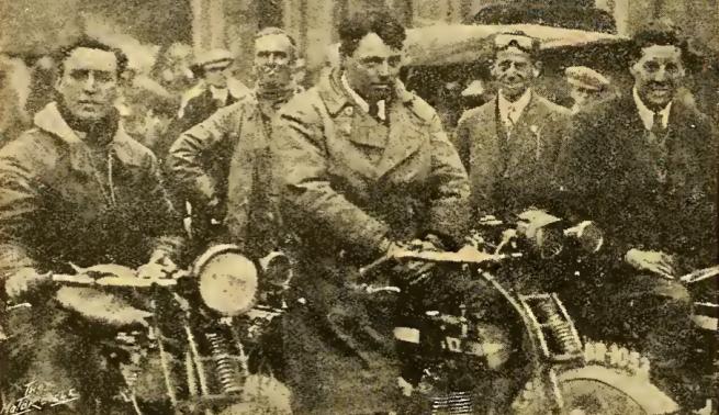 1920 SSDT BSA TEAM WINS