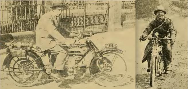 1920 SSDT MCGREGOR BISCHOFF