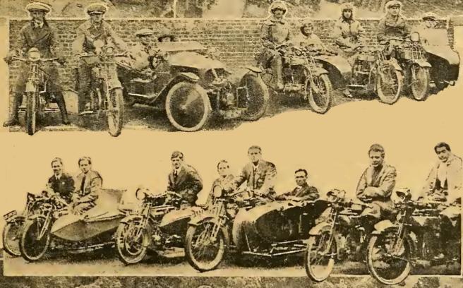 1920 TEAMTRIAL LEICS BRUMMIES