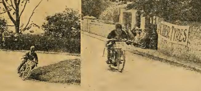 1920 TT BLACK LINDSAY