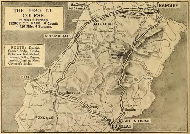 1920 TT COURSE AW