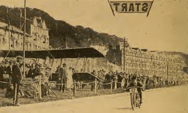 1920 TT DOUGLAS SPRINT