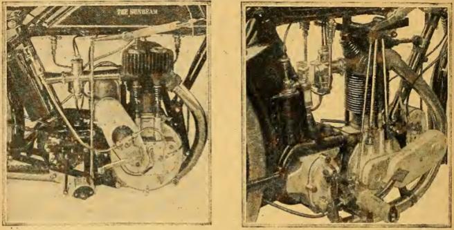 1920 TT ENGINES