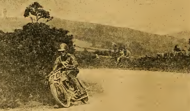 1920 TT GOOSNECK BROWN