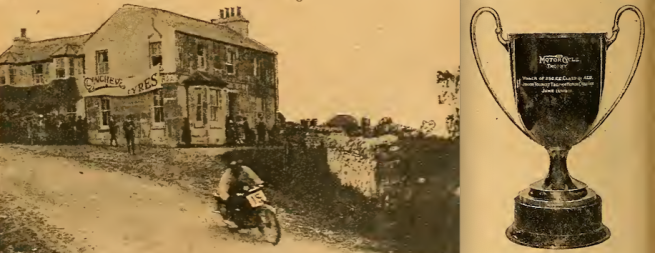 1920 TT JUNIOR WATSON CUP