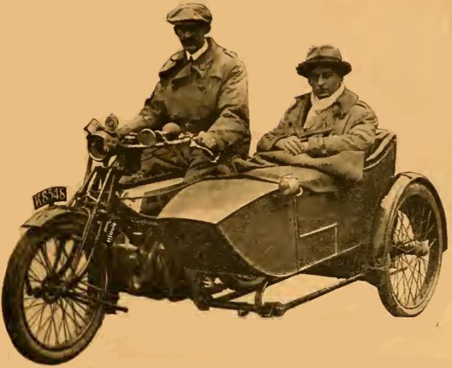 1920 TT OFFICIALS