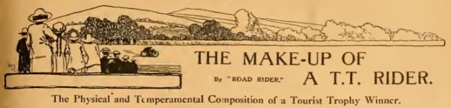 1920 TT RIDER AW