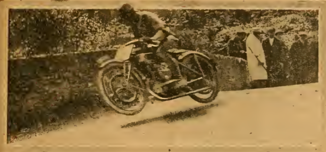 1920 TT SENIOR WILLIAMS BALLIG