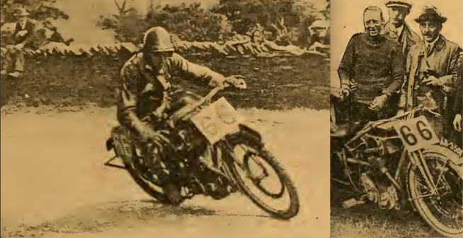 1920 TT SENIOR WINNER