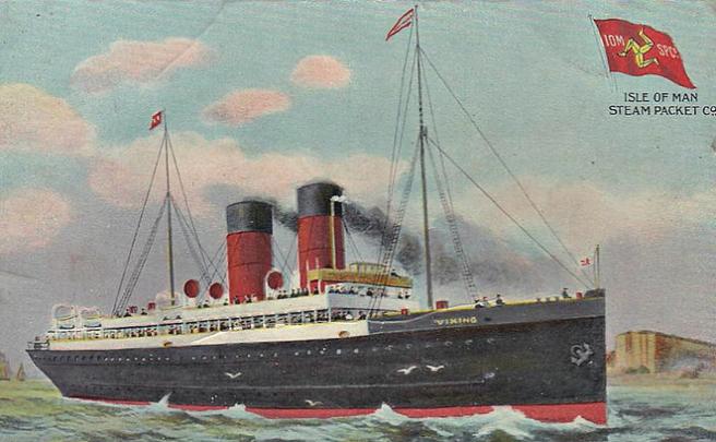 1920 TT SS VIKING