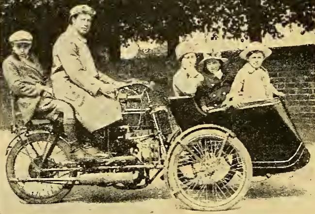 1920 WOLF 1905 FORECAR