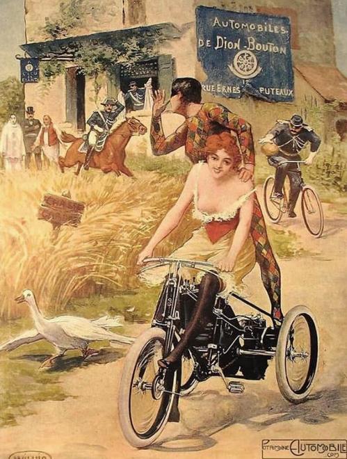1895 DE DION AD