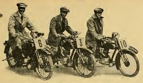 1920 ACU6DT VELO TEAM