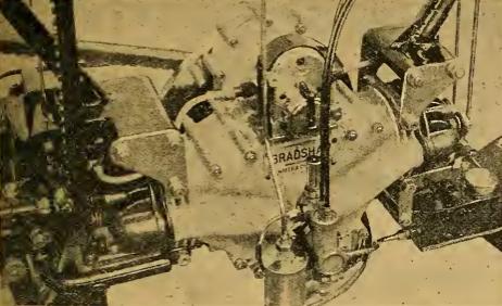 1920 BRADSHAW ENGINE