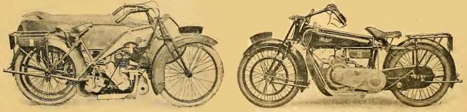 1920 CEDOS RALEIGH