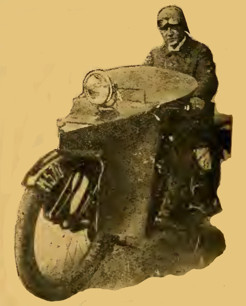 1920 HENDERSON FAIRING