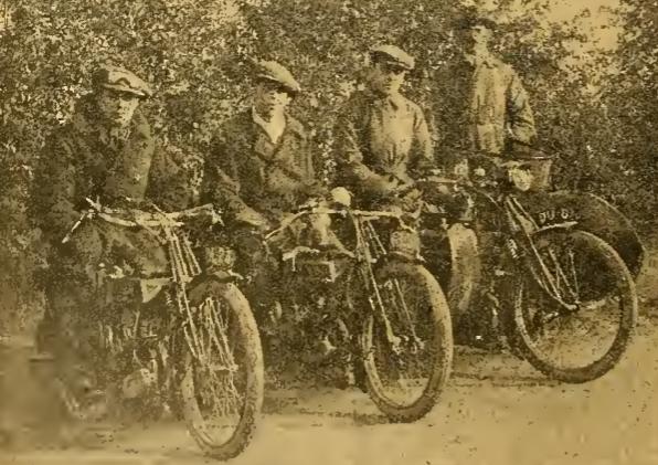 1920 LEVIS MPG