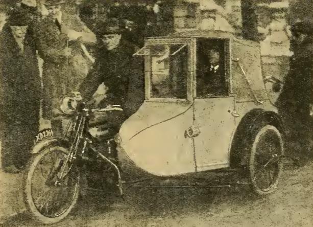 1920 MET TAXI