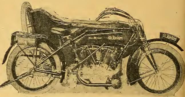 1920 RUDGE 1,000CC