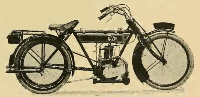 1920 TT LEVIS