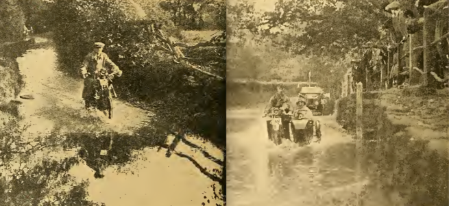 1920 WATERY TRIAL