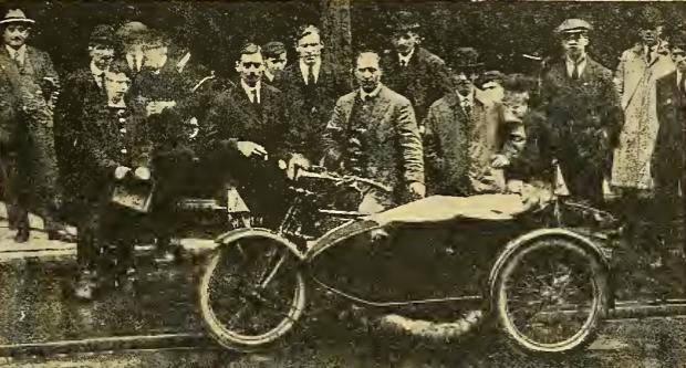 1920 WILKIN COAST RUN