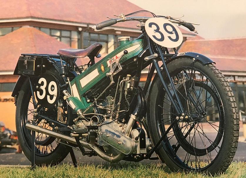 1921 TT BSA