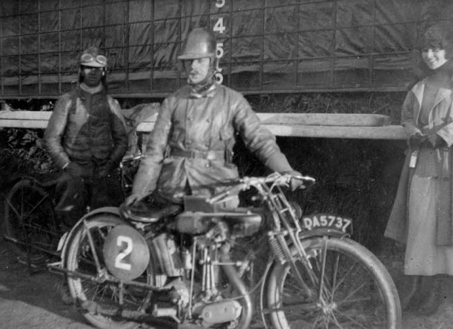 1921 TT DAVIES