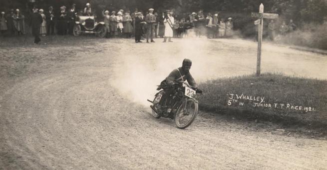 1921 TT WHALLEY