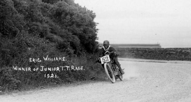 1921 TT WILLIAMS