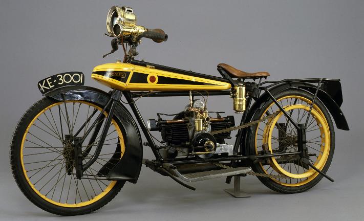 1921 WOOLER