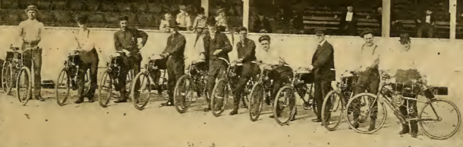 1901 MITCHELL TESTERS