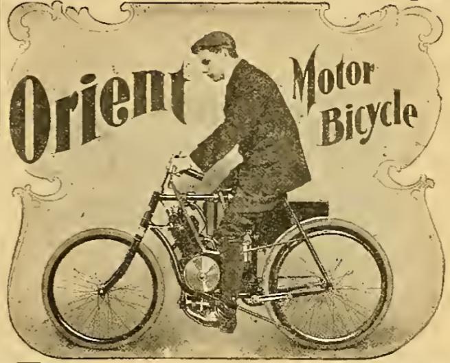 1901 ORIENT AD