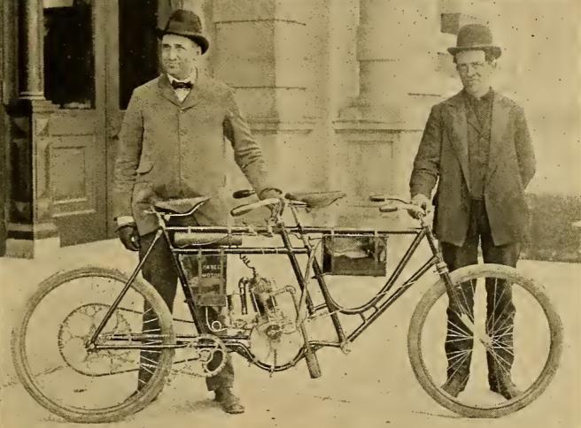 1901 PATEE TANDEM