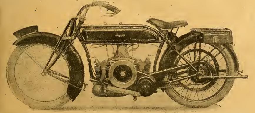 1920 HUMBER TWIN