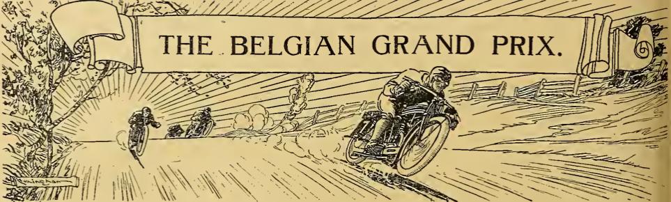 1921 BELGIAN GP AW